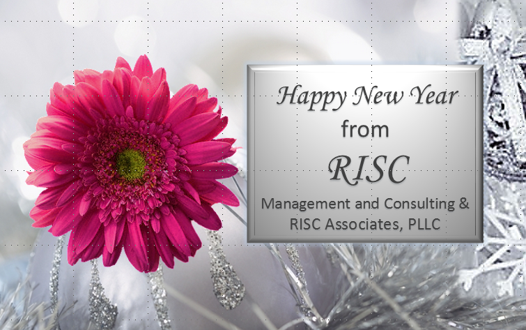 RISC Happy New Year 2014 Silver