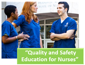 Quality and Safety Education for nurses video