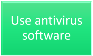 Use antivirus software