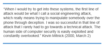 Quote Mitnick
